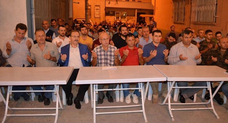 Başkan Şahin: 'Birlik ve beraberliğimizi asla bozamayacaklar'