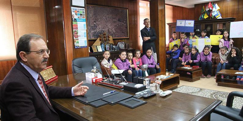 Başkan Şahin: 'Çocuklarımız Gözbebeklerimizdir'