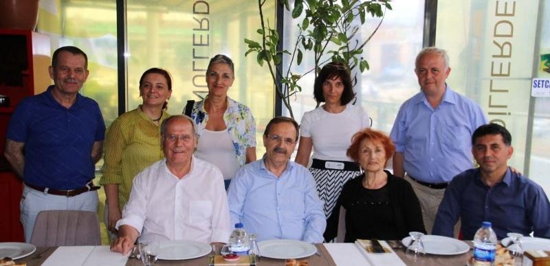 Başkan Şahin Kavala'lı Misafirlerini Ağırladı