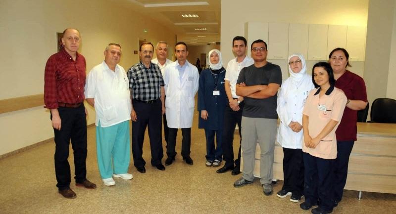 Başkan Şahin'den Devlet Hastanesi'ne teşekkür ziyareti
