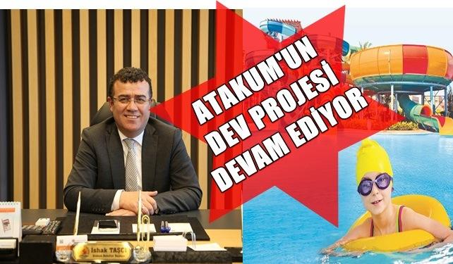 Başkan Taşçı: Aqua Park yaza yetişecek