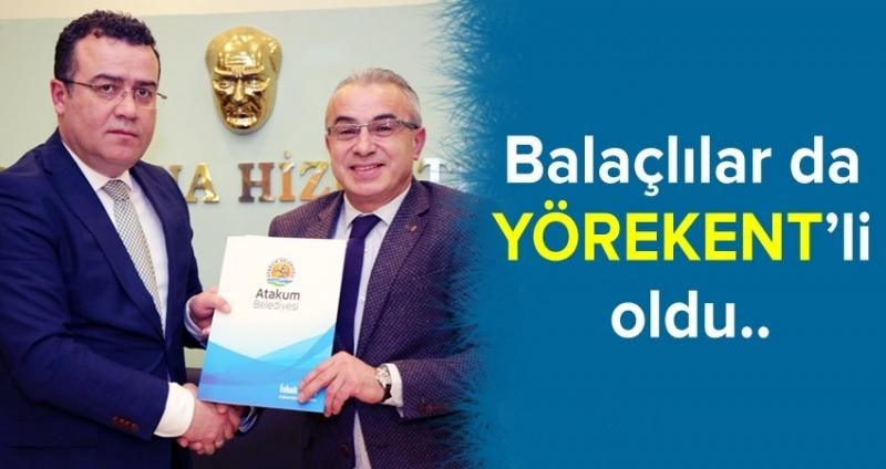 Başkan Taşçı: Farklı kültürler Atakum'da birleşiyor