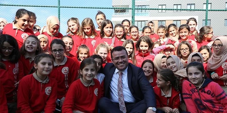 Başkan Taşçı, 'Gençliğe yatırım yapıyoruz'