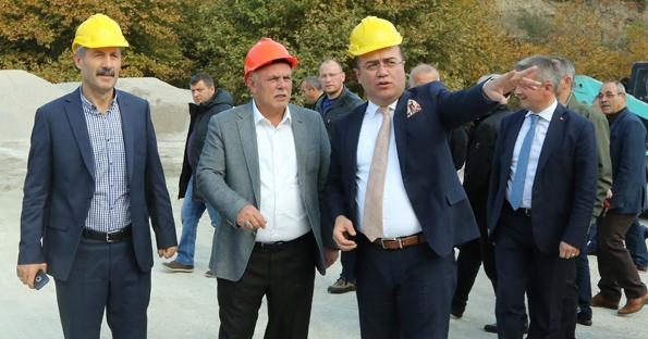 Başkan Taşçı'dan Bem-Bir-Sen'e Atakum'da proje turu