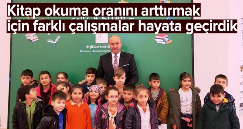 Başkan Togar: Kitaba ve okumaya ilgi her geçen gün artıyor