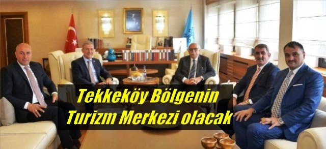 Başkan Togar önemli projeler için Ankara'da
