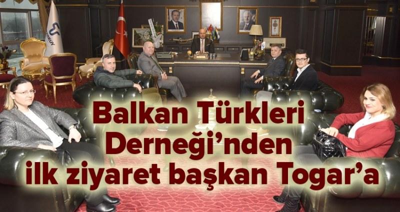 Başkan Togar: Sivil Toplum Kuruluşları'nın fikirlerini önemsiyoruz