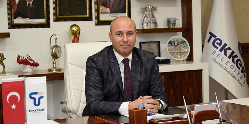 Başkan Togar'dan 12 Mart İstiklal Marşı'nın kabulü mesajı