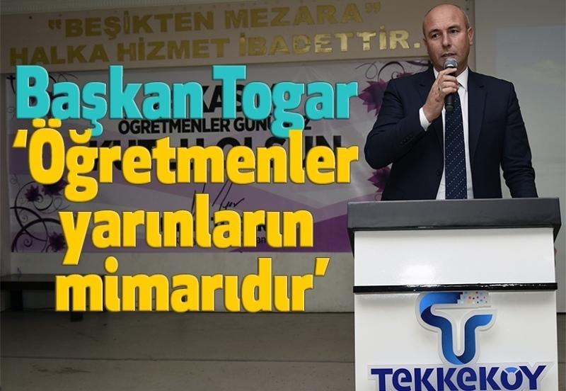 Başkan Togar'dan Öğretmenlere özel program