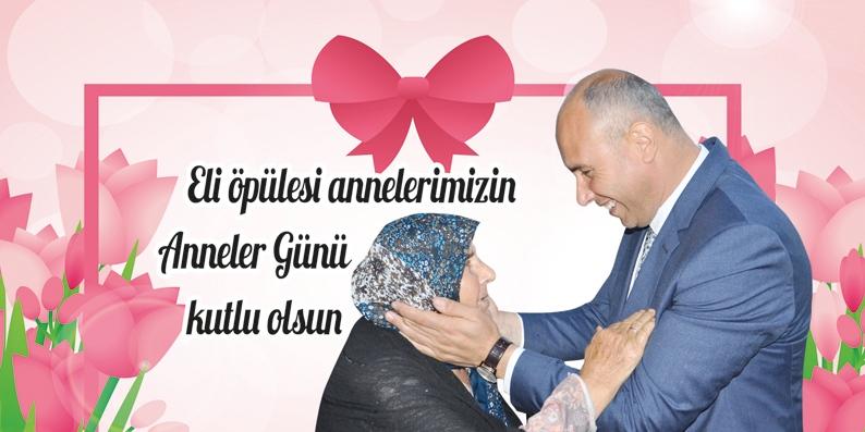 Başkan Togar'ın anneler günü kutlama mesajı