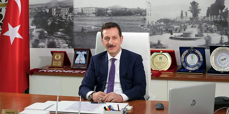 Başkan Tok'tan '20 Ocak Mesajı'