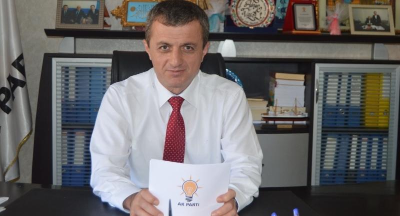 Başkan Varol AK Parti'nin kuruluşunun 14. yıl dönümü açıklaması