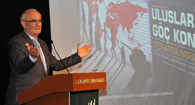 Başkan Yılmaz: 'Anadolu coğrafyası göç etkisinin altında'