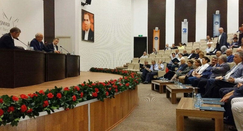 Başkan Yılmaz Çanakkale TKB Mecis Toplantısına Başkanlık etti