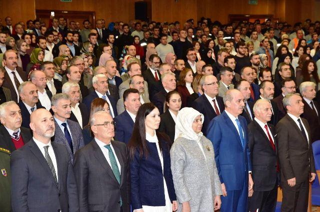 Başkan Yılmaz Omü'lü Öğrenciler ile Bir Arada