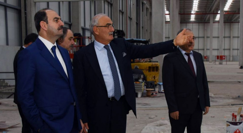 Başkan Yılmaz: Samsun Türkiye'nin ekonomi merkezi olacak