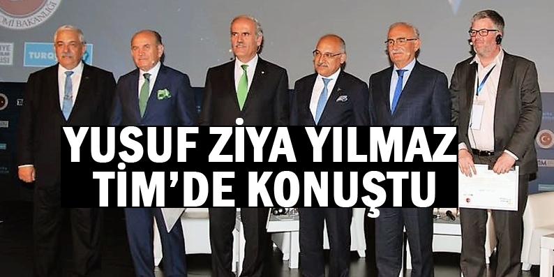 Başkan Yılmaz, Samsun'un marka kent olma yolundaki süreçlerini anlattı