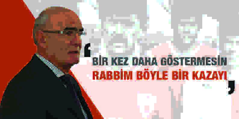 Başkan Yılmaz'dan 20 Ocak Samsunspor Kazası mesaj