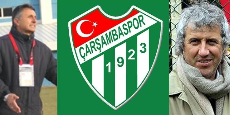 Besim Durmuş Çarşambaspor'dan istifa etti, işte yeni hoca!