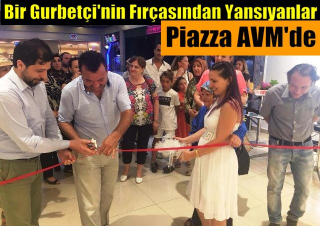 Bir Göç Hikâyesinin Resmi Samsun Piazza AVM'de!