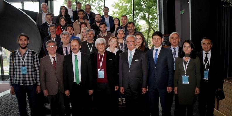 Bölge yerel basın mensupları buluşması Samsun'da yapıldı