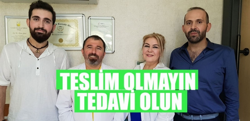 Büyük Anadolu'da Aile Boyu Şifa Buldular