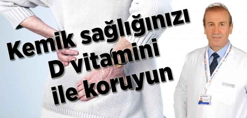 Büyük Anadolu Hastaneleri'nden Osteoporoz uyarısı
