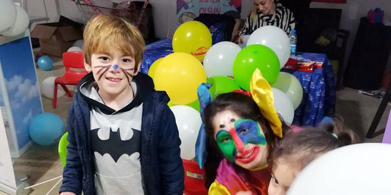 Büyük Anadolu Hastaneleri çocukların mutluluklarına ortak oldu