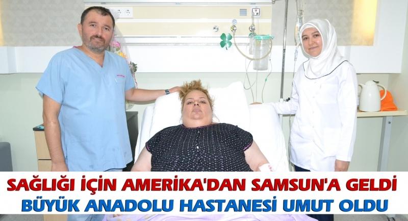 Büyük Anadolu Obezite ve Tip 2 şeker hastalığına tedavisinde umut oldu