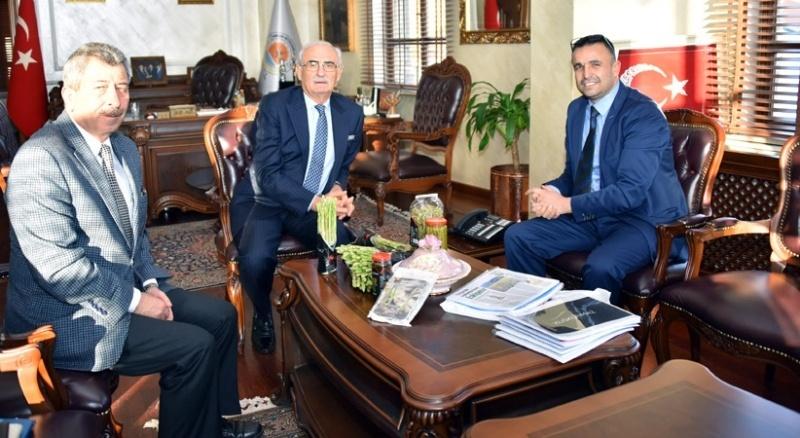 Büyükşehir Samsun'da Kuşkonmaz üreticiliğini destekleyecek