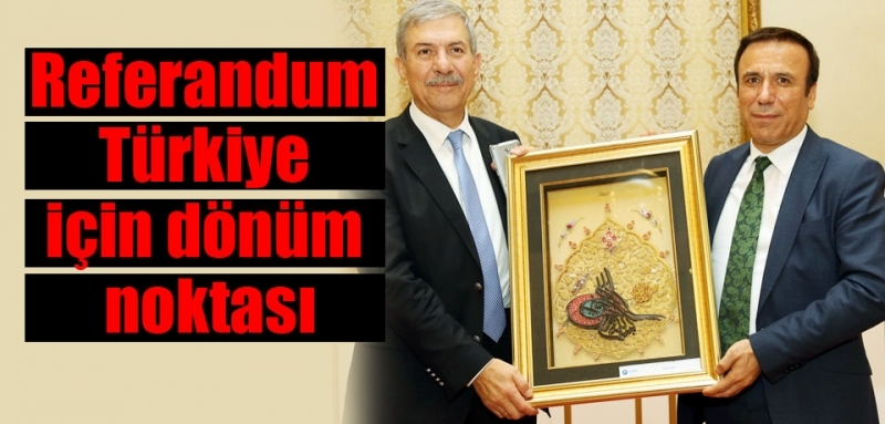 Canik Belediyesi'nden Yeni Türkiye Yolu'nda Konferansları