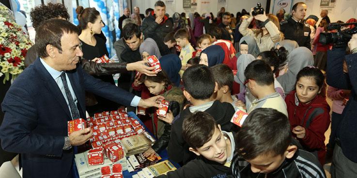 Canik'te Çocuk Kitapları Günleri başladı