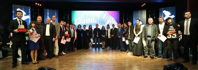 Canik'te Sahne Senin Ödüllü Ses Yarışması Dolu Dolu Geçekleşti