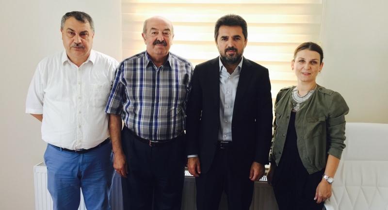 Çarşamba'lılardan Talip Öztürk'e tam destek
