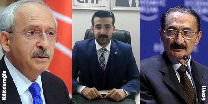 CHP'li gençler Kılıçdaroğlu'na değil, Ecevit'e kulak verdi!