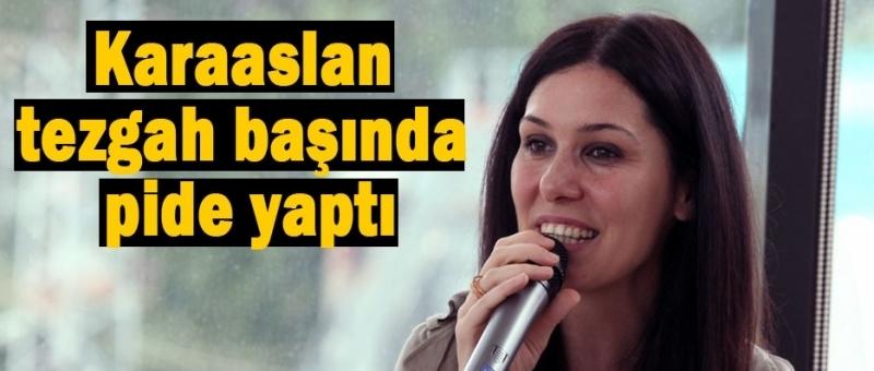 Çigdem Karaaslan, AK Parti'de başarının sırrını açıkladı