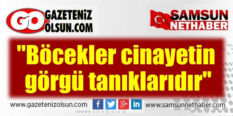 Cinayetlerin çözümünde yeni yöntemler Samsun'da konuşuldu