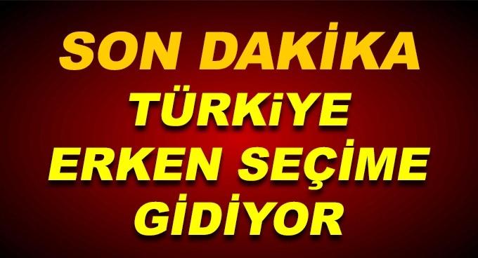 Cumhurbaşkanı Erdoğan seçimin tekrarlanmasına karar verdi