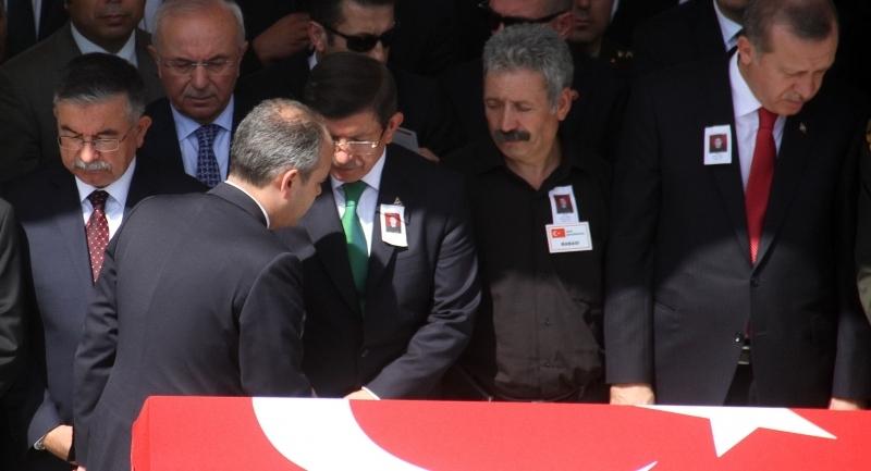Dağlıca Şehidi üstçavuş Okan Taşan Ankara'da toprağa verildi