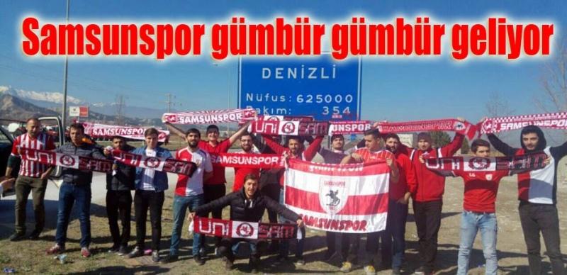 Denizlispor Samsunspor maç sonucu 0-1