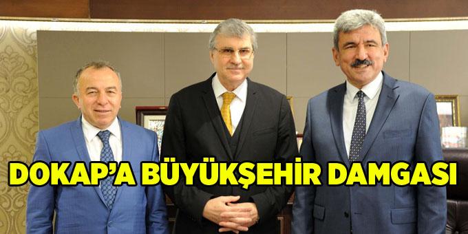 DOKAP Kalkınma İdaresi Başkanlığı Kasım ayı istişare toplantısı Samsun'da yapıldı