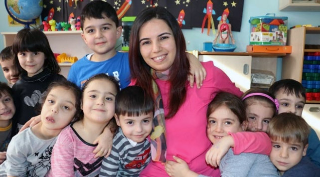 'Dünyanın en iyi 10 öğretmeni'nden biri Samsun'dan
