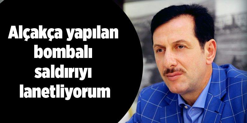 Erdoğan Tok: Ülkemizi teröre ve darbelere yedirtmeyiz