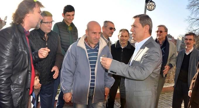 Ereğli Belediye Başkanı Uysal'dan inceleme