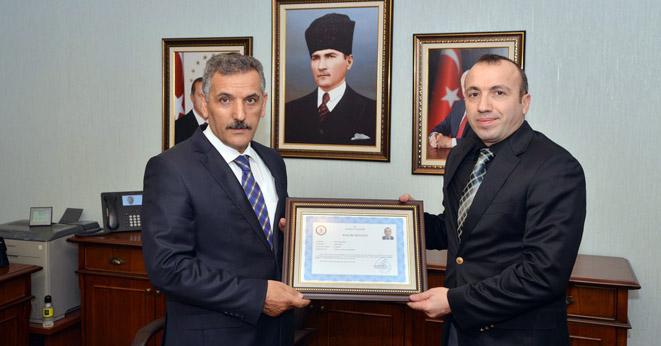 Erkan Koparmal Başbakanlıkta daire başkanlığına atandı