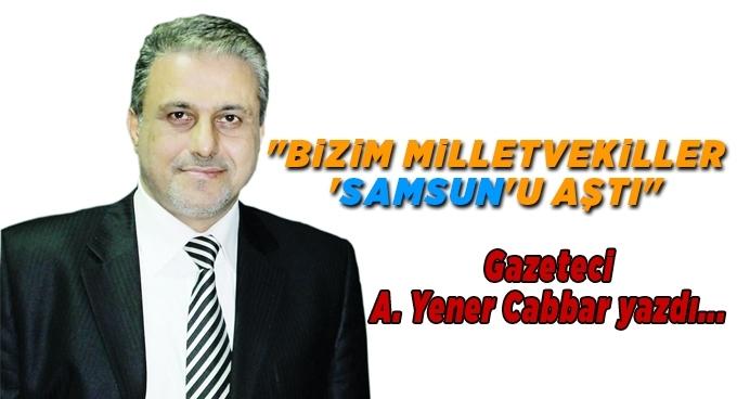 Gazeteci A. Yener Cabbar yazdı