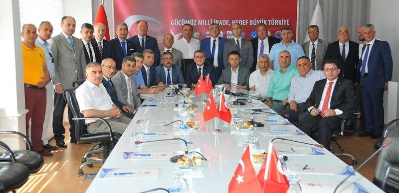 Gücümüz Milli İrade Hedef Büyük Türkiye