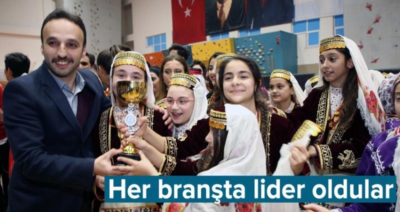 Halkoyunlarında Samsun'u temsil edecekler