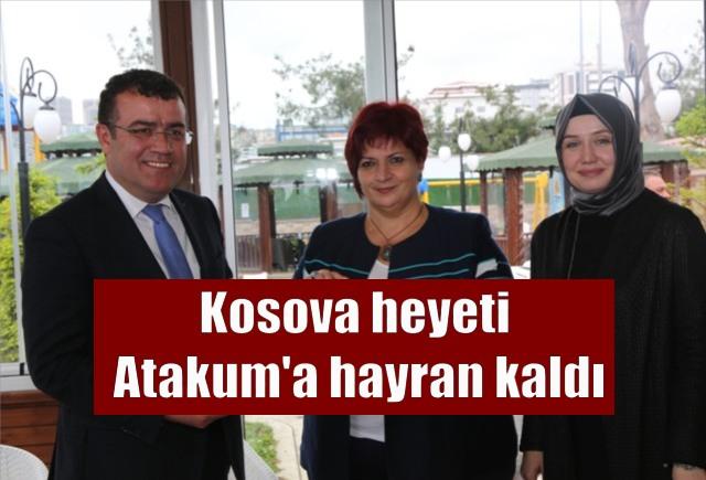 Hat Sanatı Kosova'ya Atakum'dan yayılacak