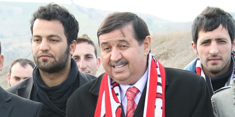 Havza Belediye Başkanı Murat İkiz futbol şehitlerini için bir mesaj yayınladı.